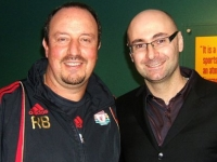 Paul Tomkins møder Rafael Benitez